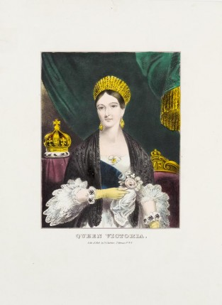 Queen Victoria, Nathaniel Currier