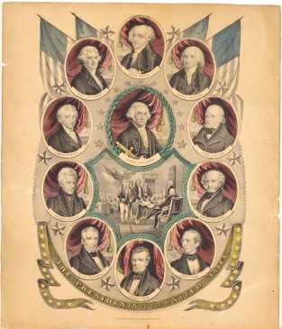 The Presidents Of The United States, Nathaniel Currier