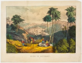 Nigh To Bethany, Currier & Ives