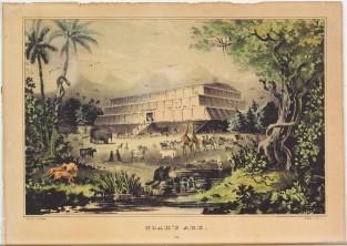 Noah's Ark, Nathaniel Currier