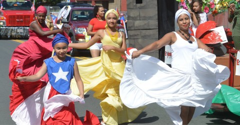 latin pride parade
