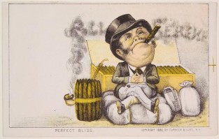 Perfect Bliss, Currier & Ives