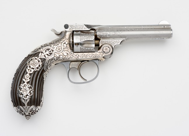Smith & Wesson .32 Double Action Fourth Model Revolver, ca. 1892