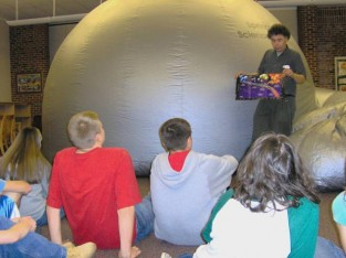 STARLAB: The Portable Planetarium