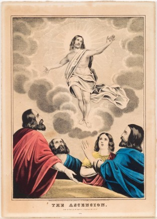 The Ascension, Nathaniel Currier