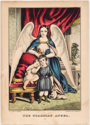 The Guardian Angel, Nathaniel Currier