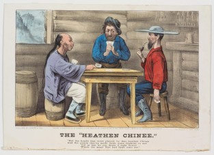 "The ""Heathen Chinee"", Currier & Ives"