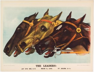 The Leaders, Currier & Ives