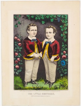 The Little Brothers, Currier & Ives