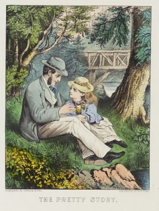 The Pretty Story, Currier & Ives