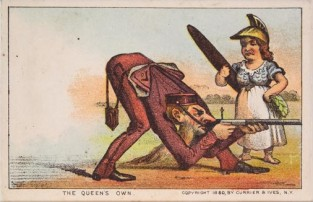 The Queen's Own., Currier & Ives