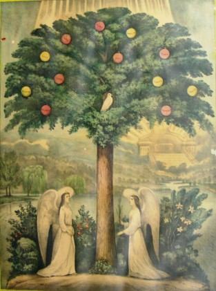 The Tree Of Life, Currier & Ives