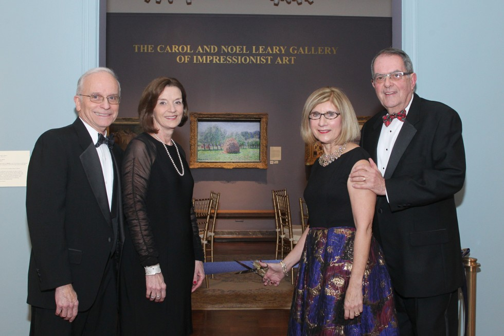 Springfield Museums Announce Naming Gift From Noel And Carol Leary