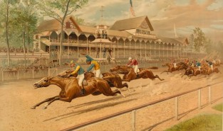 Off To The Races! Horse Racing In Currier & Ives Prints