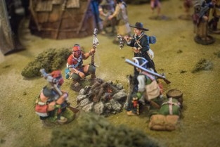History In Miniature: Collections From The Connecticut Valley Miniature Figure Collectors Club