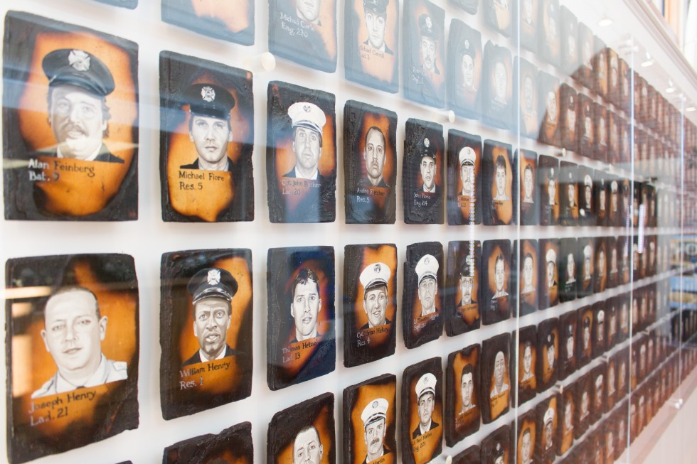 New Exhibit At Springfield Museums Honors Firefighters Lost On 9/11