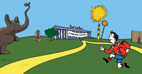 Dr. Seuss Museum - Coming Soon!