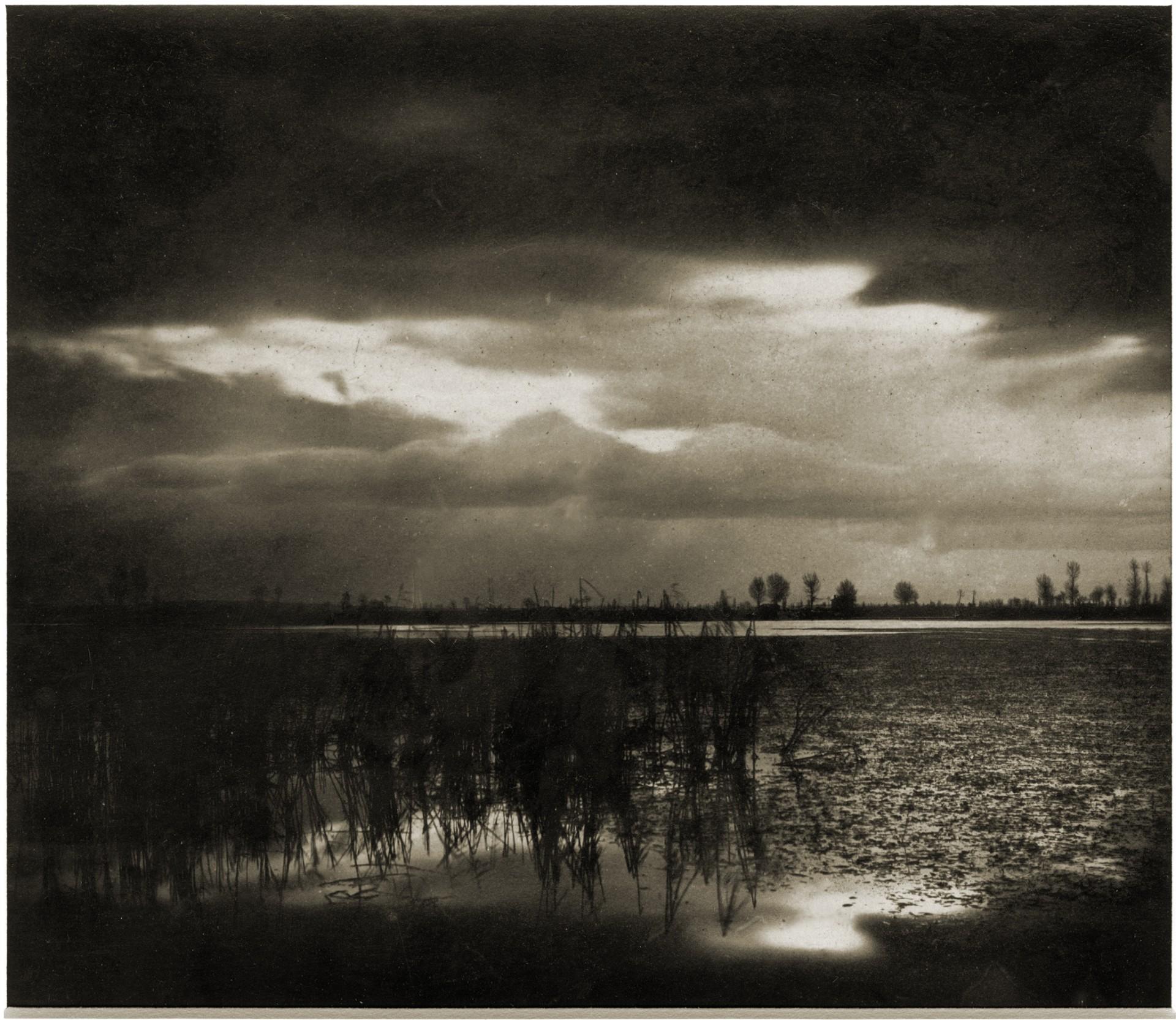 Felix Thiollier, Paysage de Bugey
