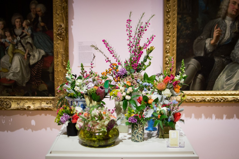 "Springfield Museums' ""Festival Of Flowers"" Heralds The Arrival Of Spring"
