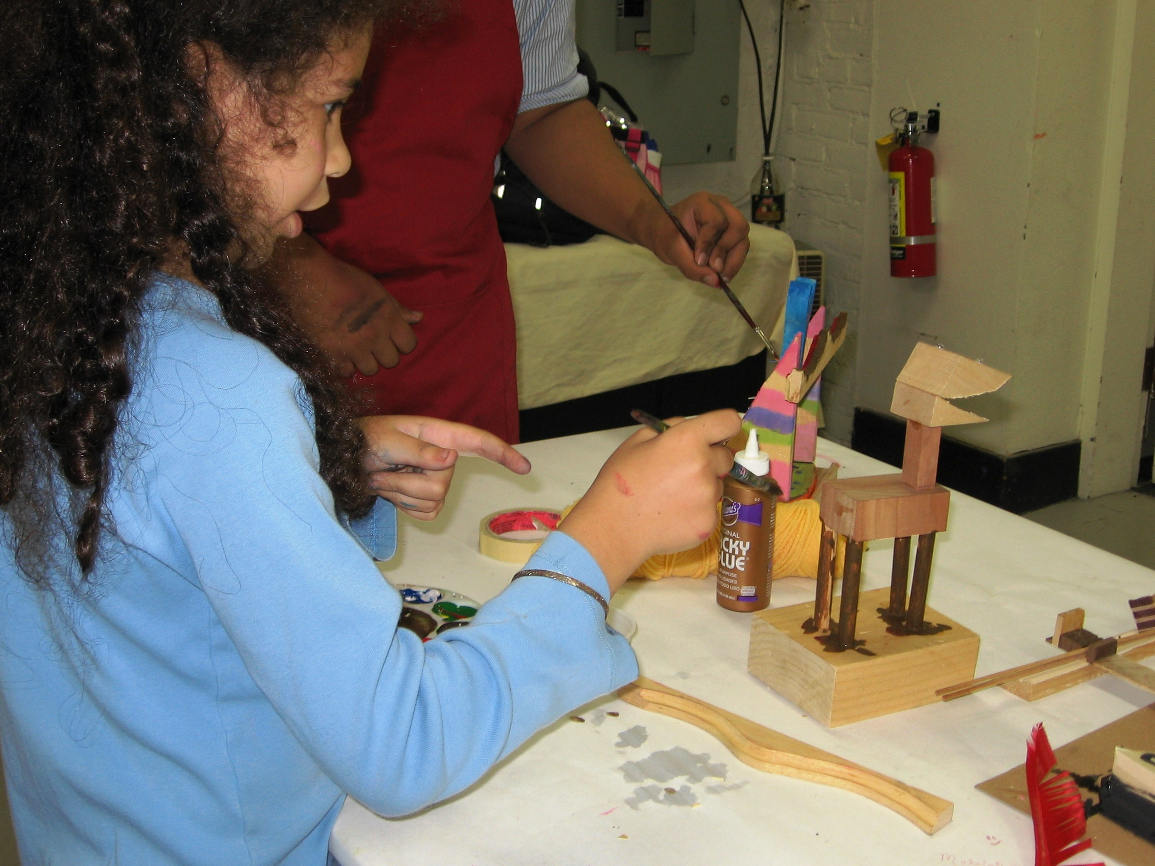 Home School Class: Let's Build