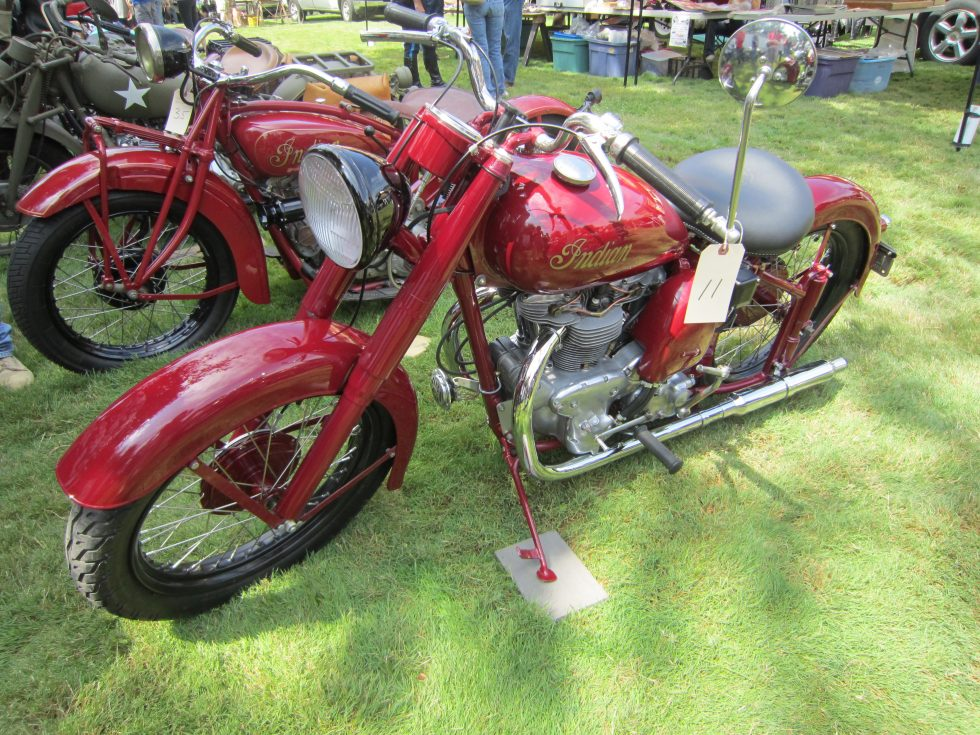 Springfield Museums To Hold Seventh Annual Indian Motocycle Day