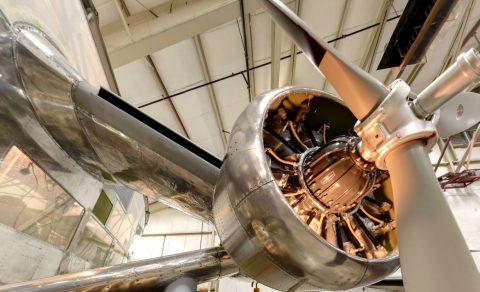 Pratt_Whitney_Engine
