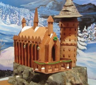 Holiday Magic: Gingerbread Competition