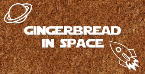 Gingerbread In Space: Gingerbread Competition