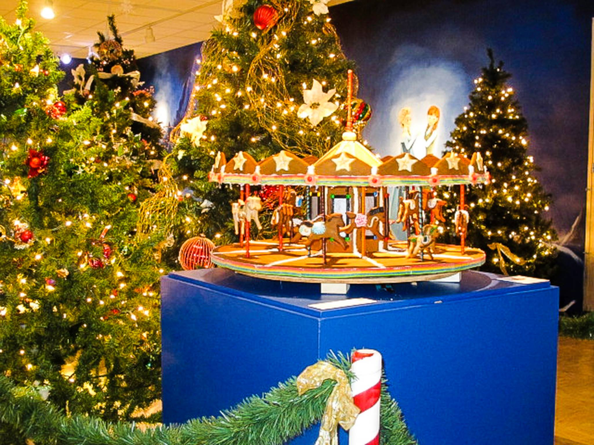 Springfield Museums Usher In The Holidays With Gingerbread Exhibit, Family Programs