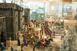 A Toy Soldier Christmas