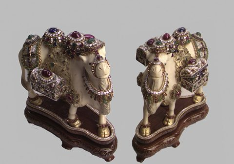 Jeweled Objects Of Desire
