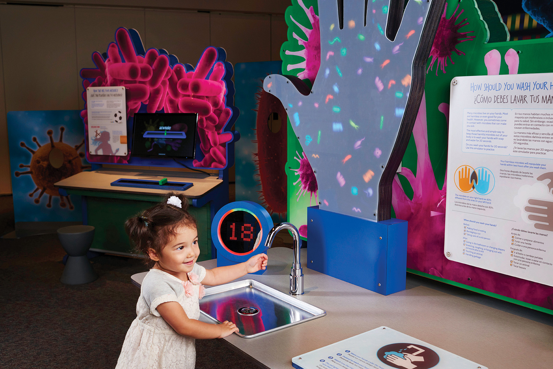 Springfield Museums Shines A Microscope On The Human Microbiome