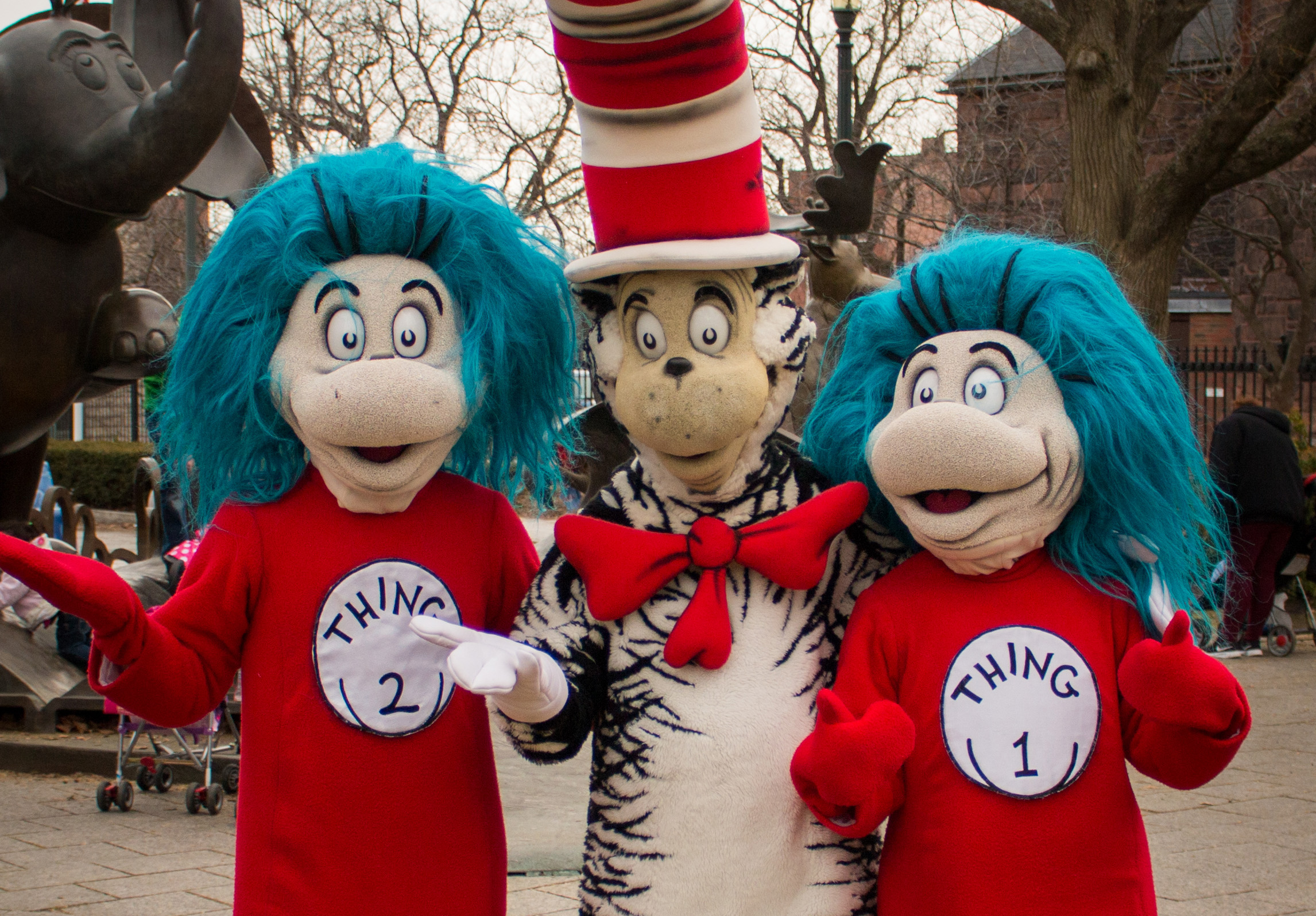 Springfield Museums To Host Annual Birthday Party For Dr. Seuss