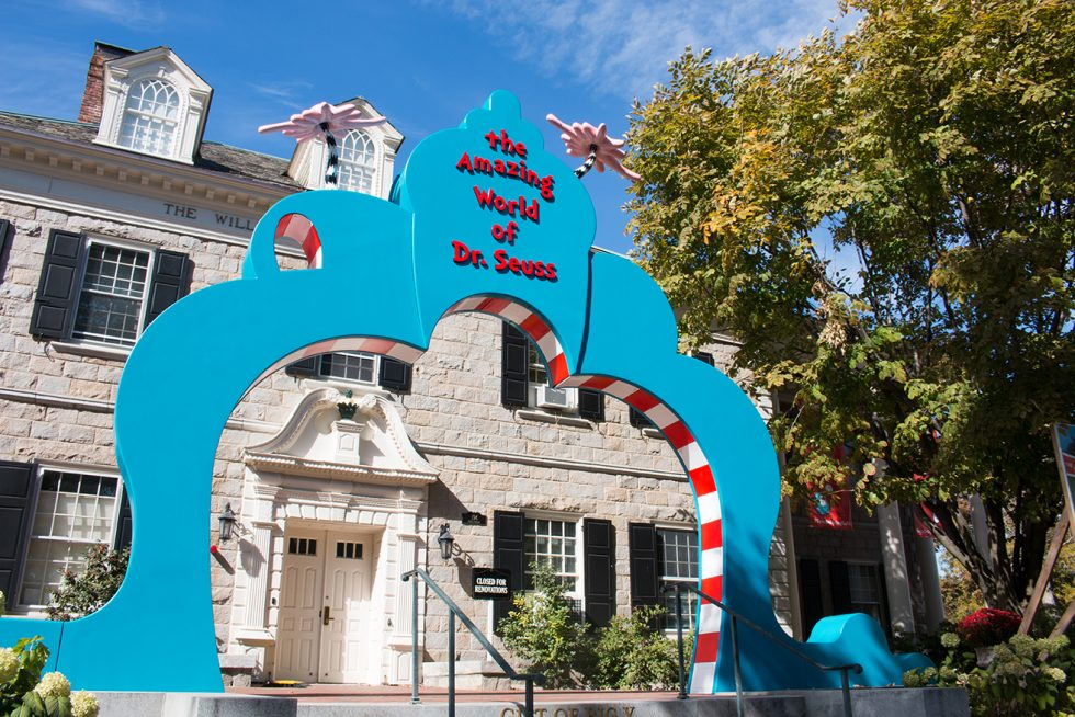 Seuss In Springfield Community Project To Benefit The Amazing World Of Dr. Seuss Museum