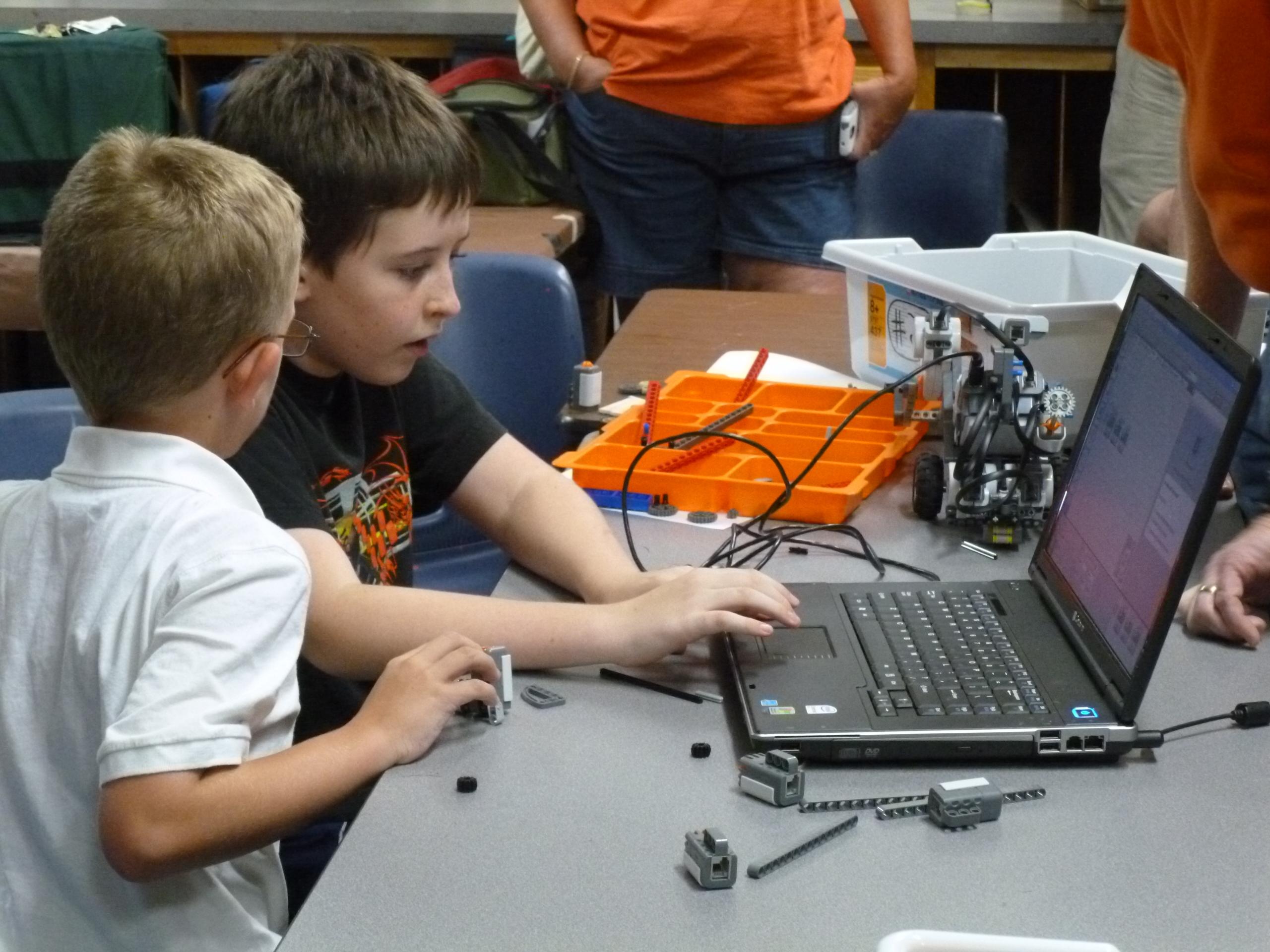 Home Schoolers: Hands-on Science