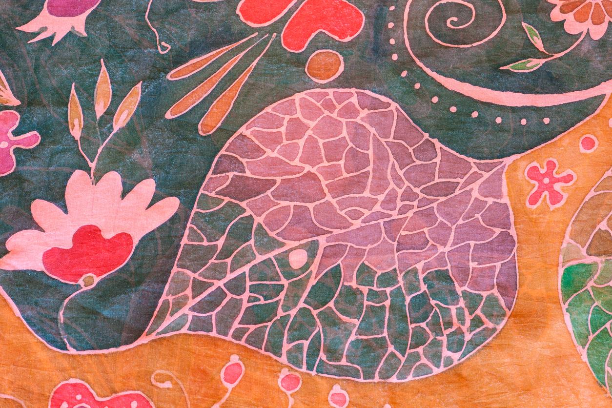 Silk Painting: Beyond The Basics