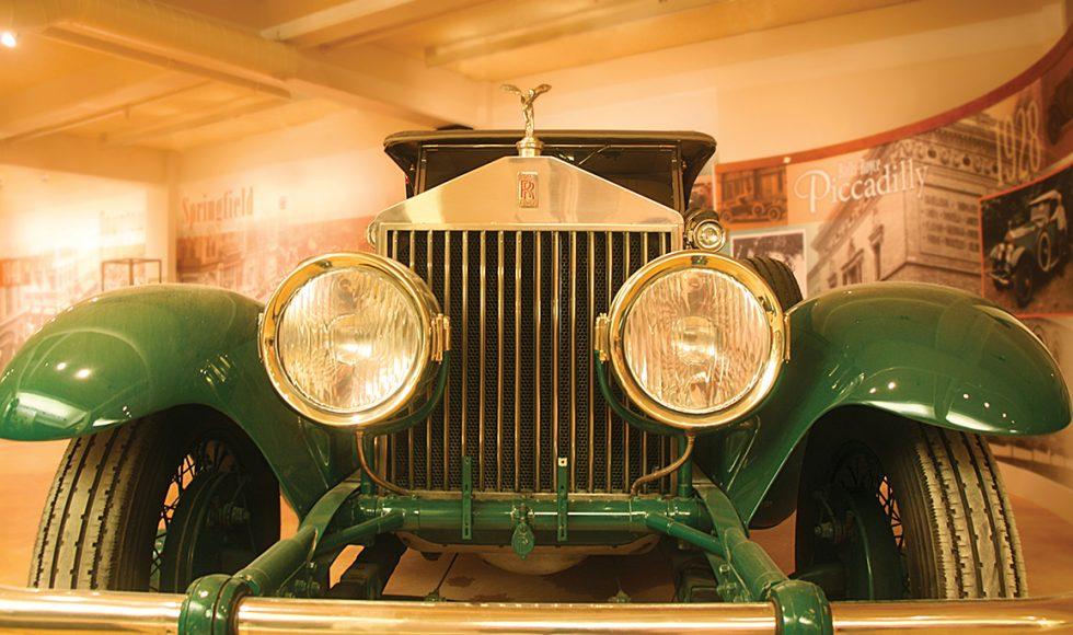 Rolls Royce Automobile