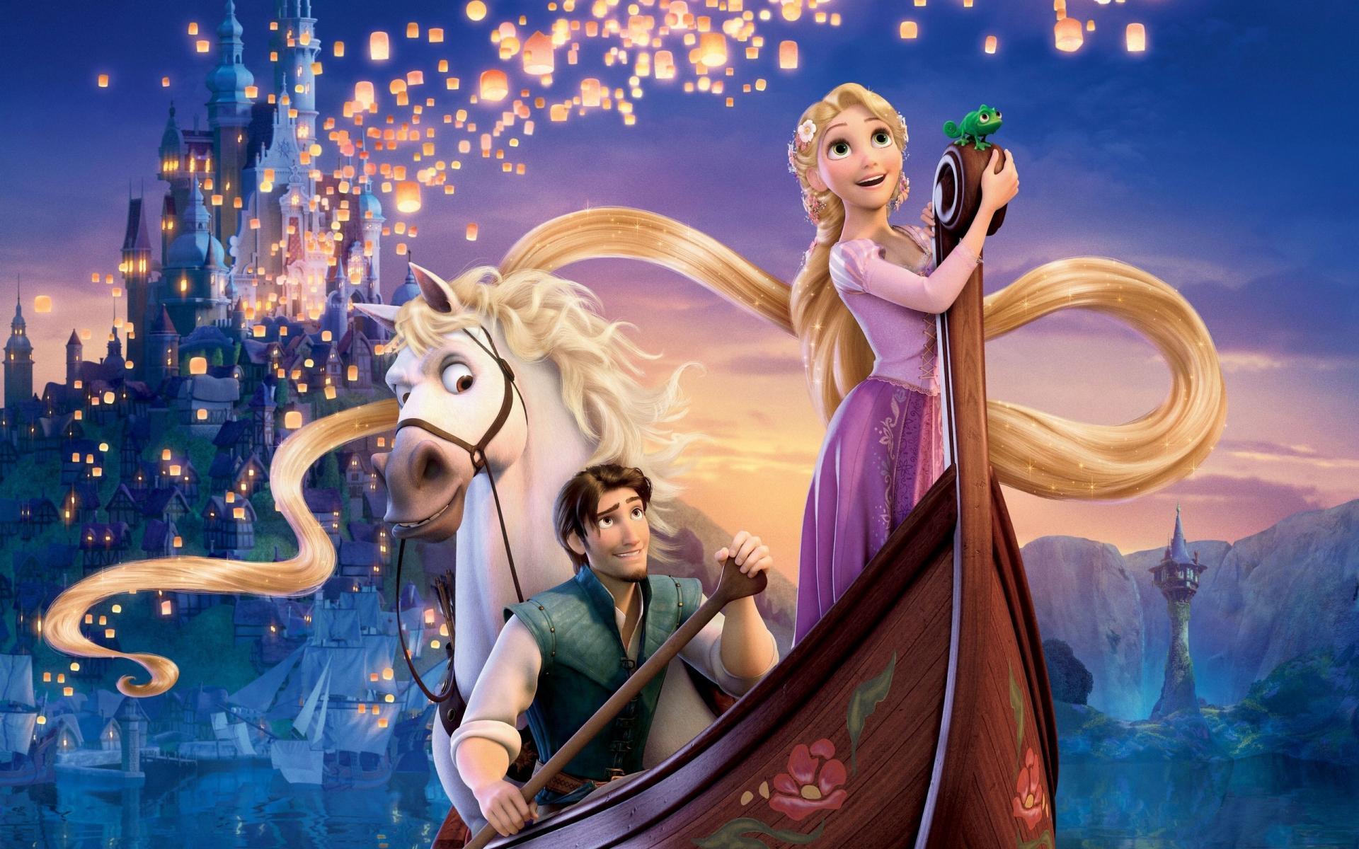 Movies At The Museum: Tangled