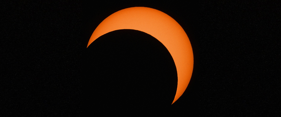 Viewing Of Solar Eclipse At The Springfield Museums