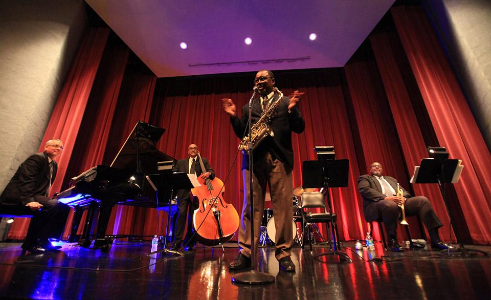 The Smithsonian's Jazz Masterworks Orchestra