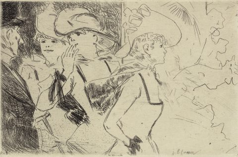Impressions: Prints From The Impressionist Movement