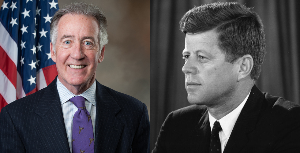 Congressman Neal Discusses Kennedy's Legacy