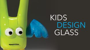 Kids Design Glass Exhibit & Contest