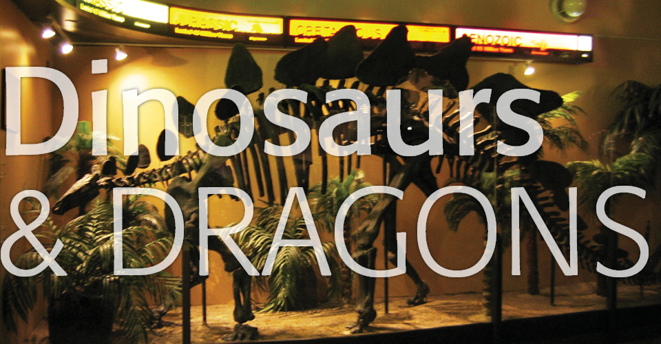 Dinosaurs & Dragons: A Week Of Performances