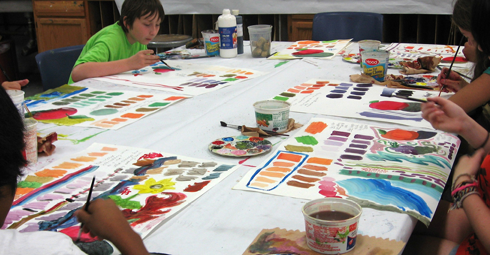 Museum School Offers Summer Art Opportunities