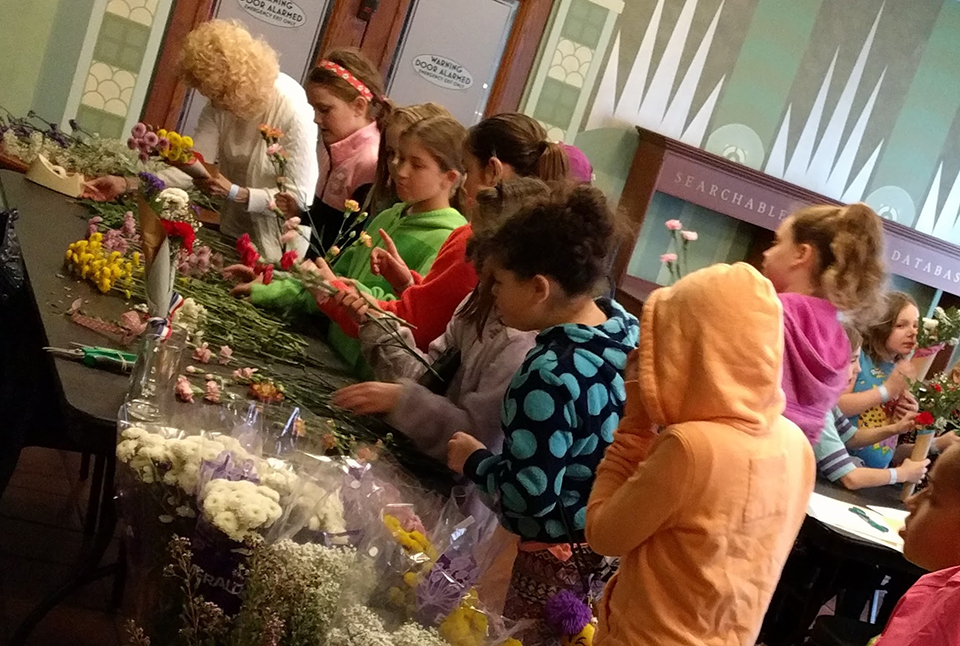 Festival Of Flowers: Family Day