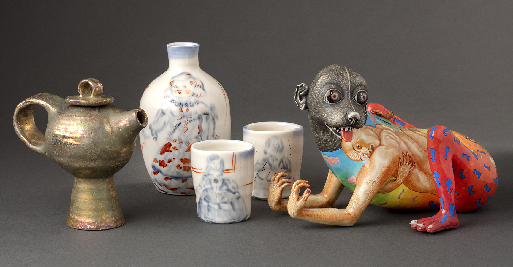 Beyond Function: Contemporary Ceramics From The Donald Clark Collection