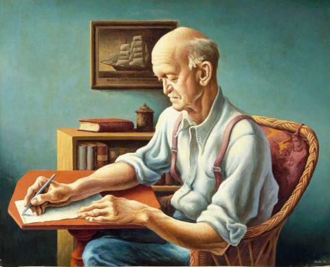 Thomas Hart Benton: A Visiting Masterpiece From The Boston Museum Of Fine Arts