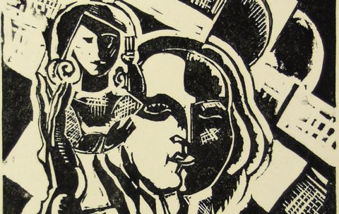 Dynamic Duos: Printmakers As Partners