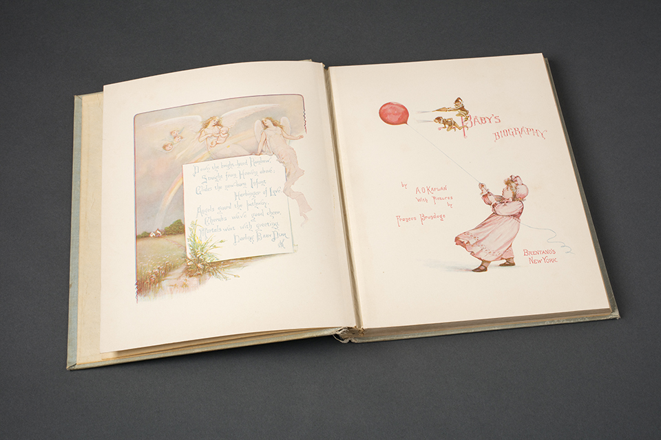 Dr. Seuss's Baby Book! Remarkable New Exhibition At The Amazing World Of Dr. Seuss Museum